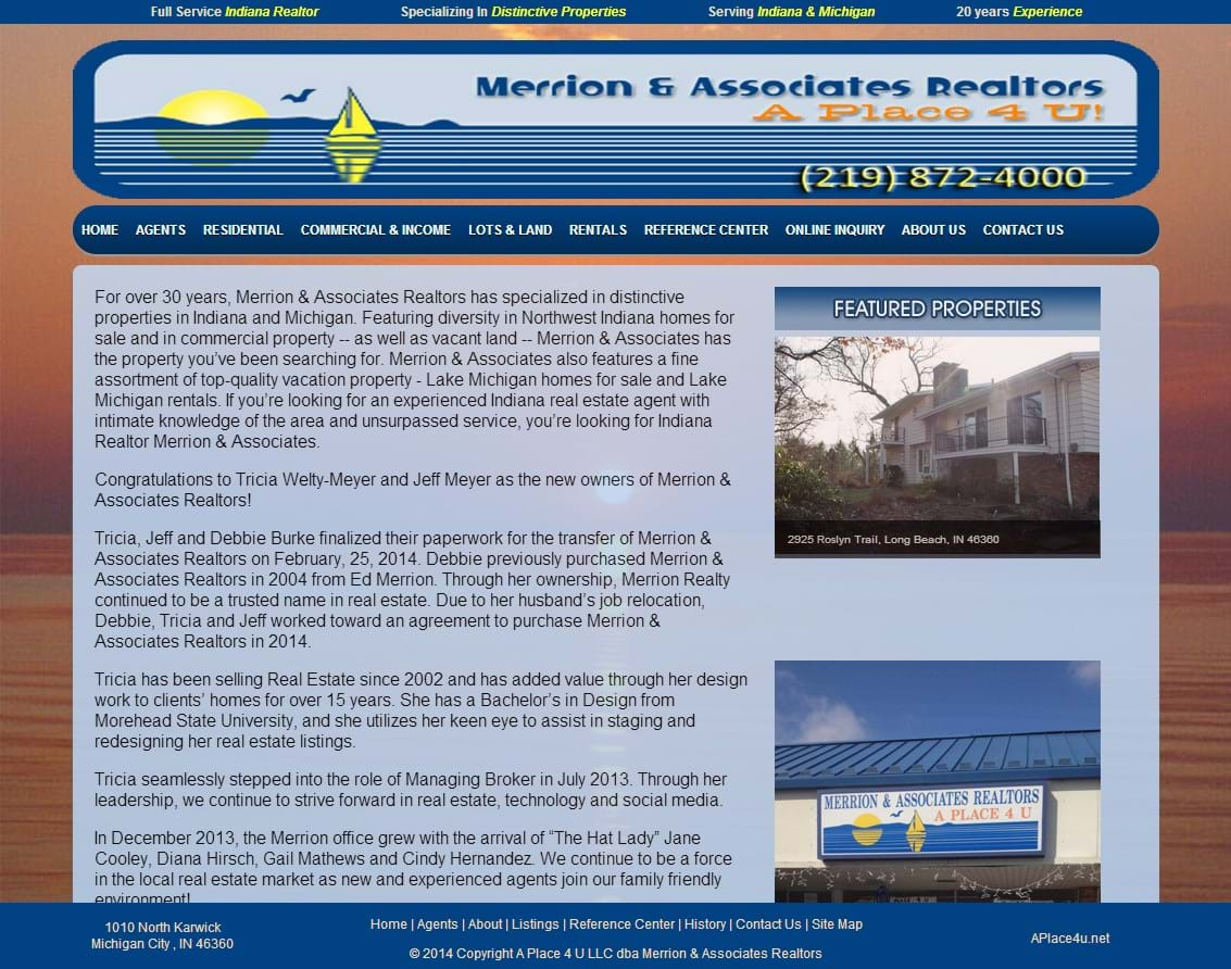 Merrion Realty: Before