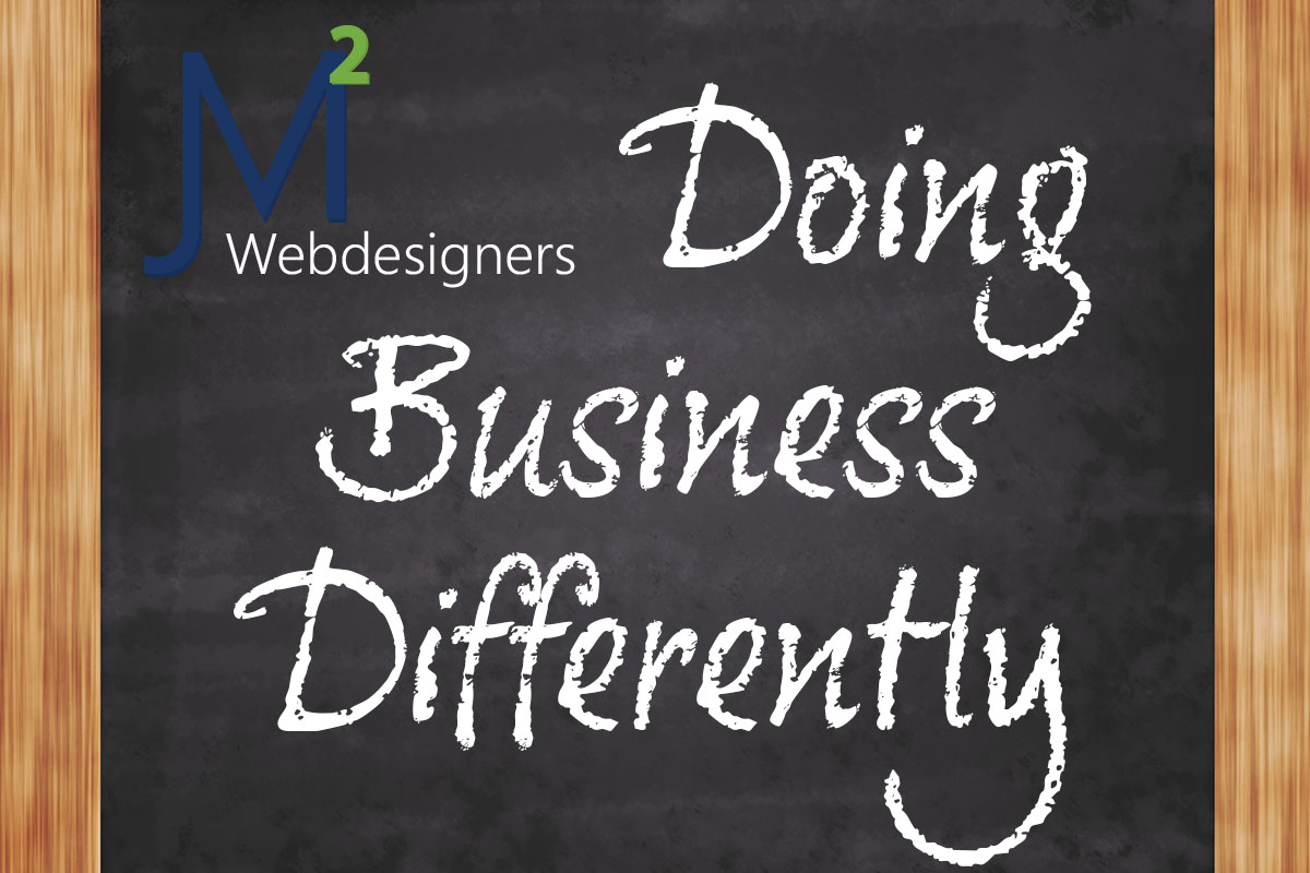 Doing Business Differently