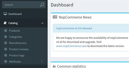 Top 12 Updates in nopCommerce 4.x