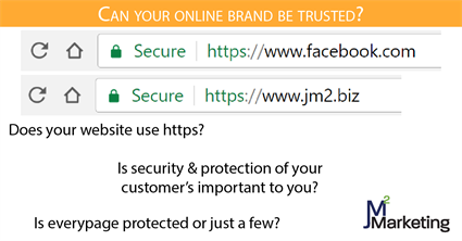 Can your online brand be trusted?