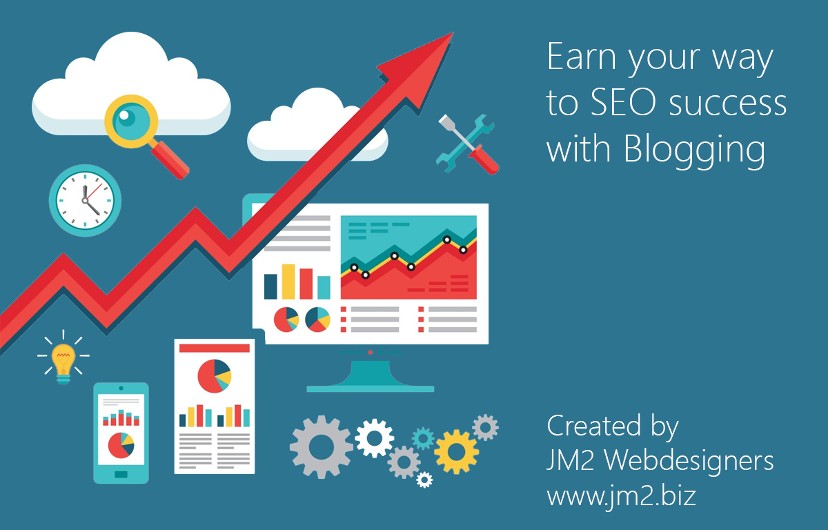 Earn your way to SEO success with Blogging