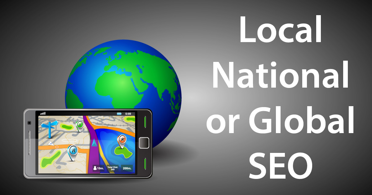 How can local SEO help me nationally?