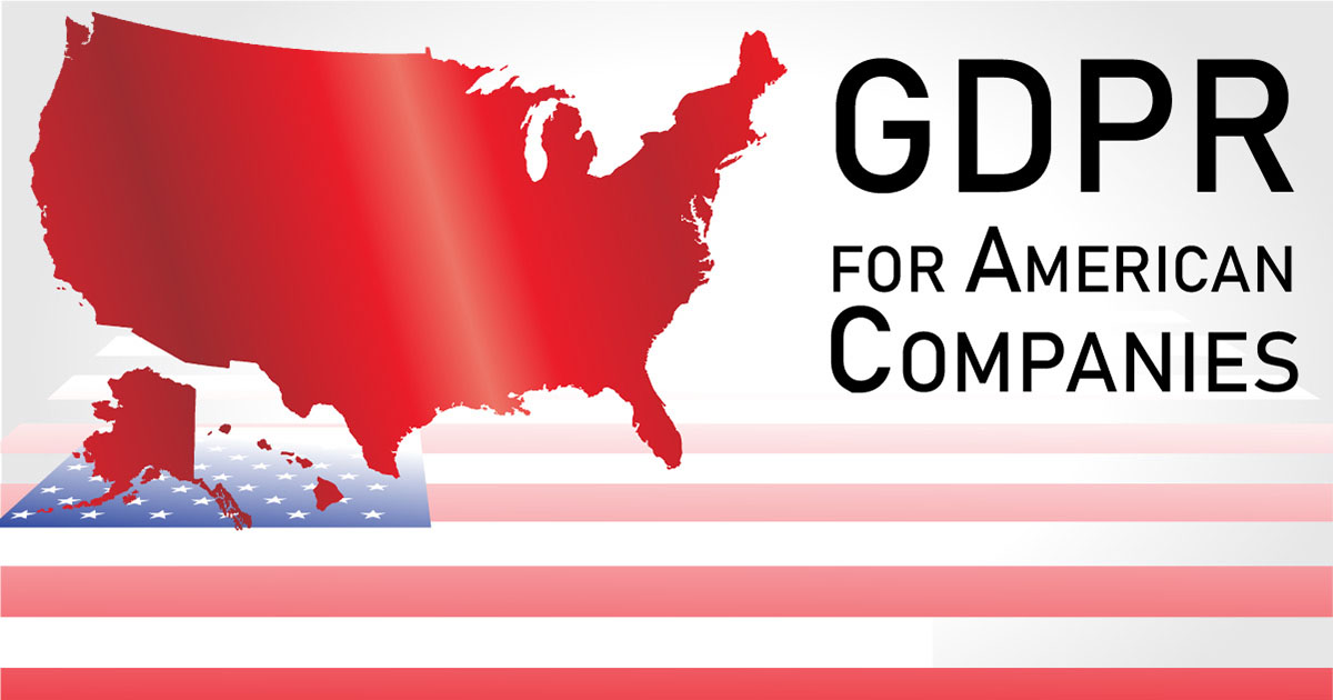 GDPR for American Businesses