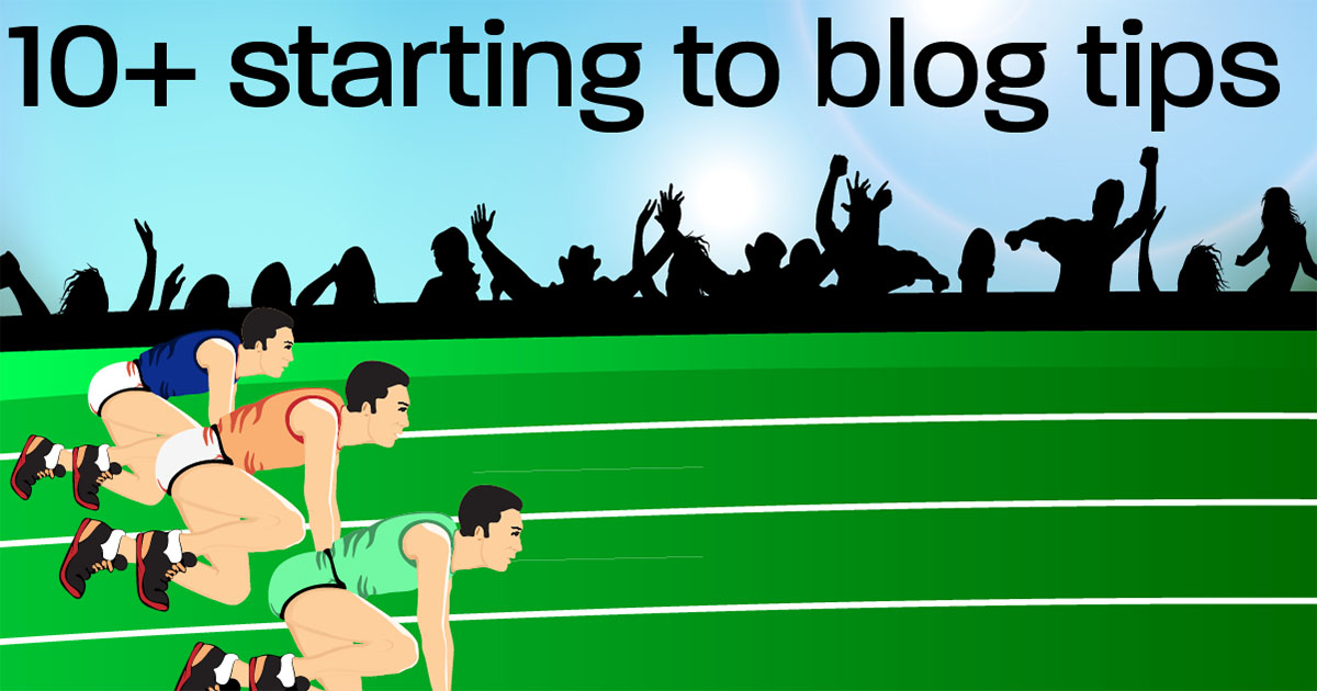 10+ Best practices on how to blog