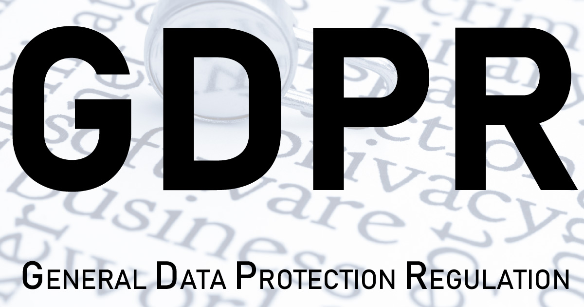 Complying with International Laws (GDPR)