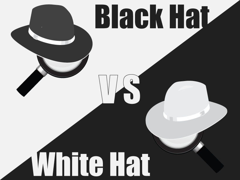 Black Hat Versus White Hat SEO