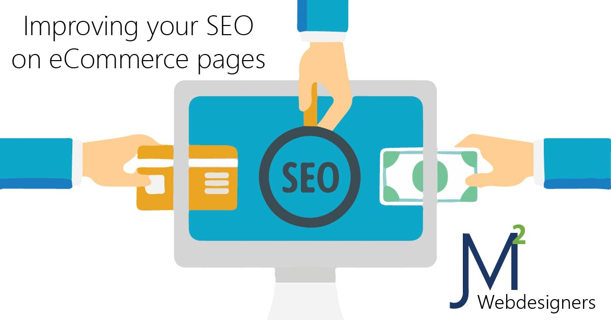 Improving your SEO on eCommerce pages