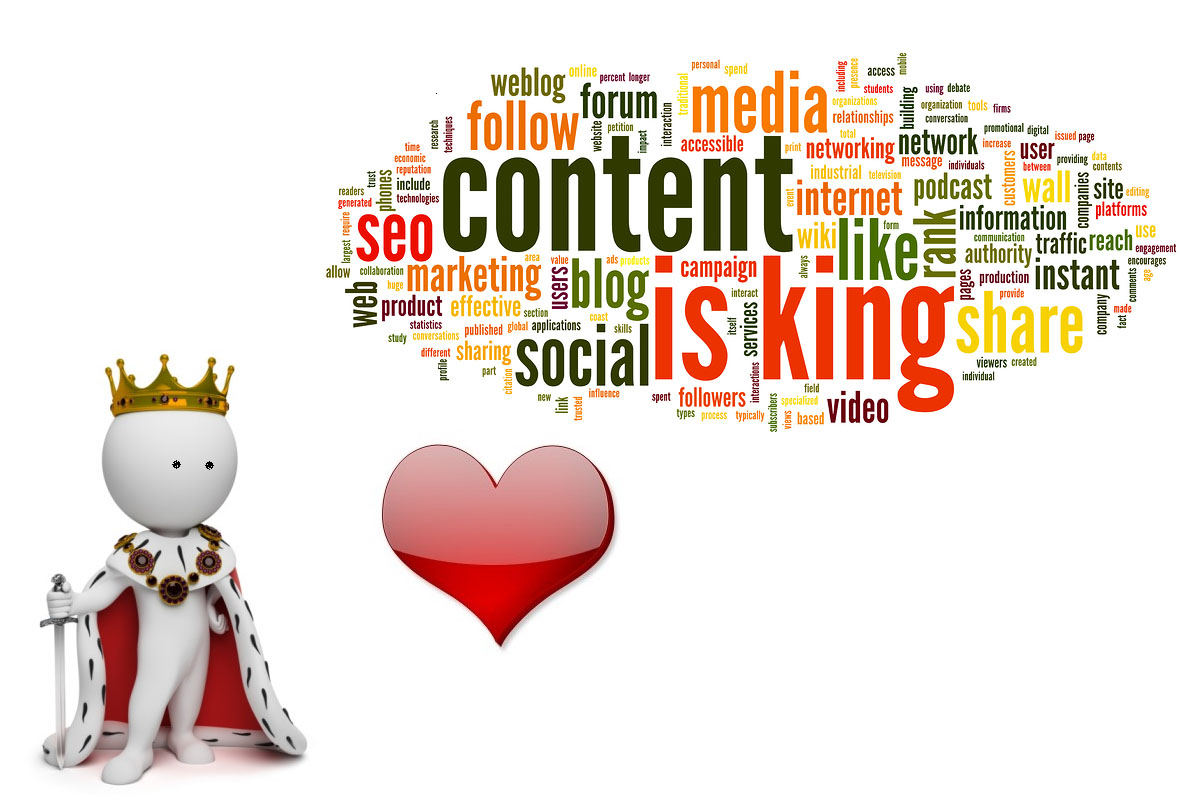 Content is Crucial to SEO Success