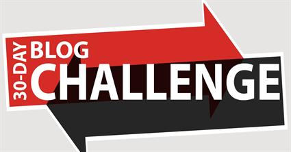 30-day blog article challenge results